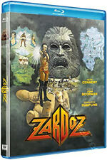 Zardoz NEW Cult Blu-Ray Disc John Boorman Sean Connery