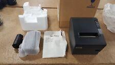 Epson TM-T88IV Thermal Receipt Printer - Power USB - C31C636A8871 - New Open Box