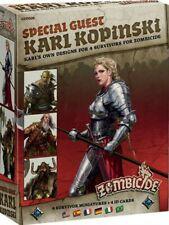 ZOMBICIDE: Black Plague - Special Guest: Karl Kopinski - Multilingual - NEU
