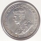 CB130) Australia 1936 Florin, UNC. Lovely lustred coin, no faults