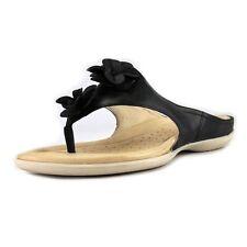 ECCO Flache Sandalen und Badeschuhe für Damen