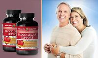 Blood sugar balance -BLOOD SUGAR SUPPORT COMPLEX -Reducing insulin resistance-2B