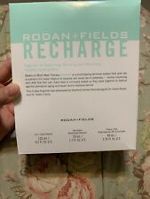 RODAN + and FIELDS NEW Recharge Regimen Regimen Exp 3/21