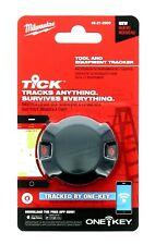 Milwaukee Tick Tool Equipment Tracker One-Key Single Bluetooth 48-21-2000