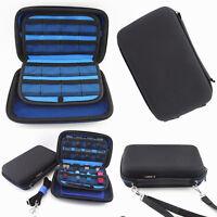 PSP PSV Travel Case Hard Carry Storage Bag For Nintendo 3DS XL LL 2DS XL 3DS DSi