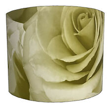 Muriva Madison Roses 119501 Green Wallpaper Table Lampshades Or Ceiling Lights.