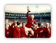 World Cup Man Bobby Moore METAL SIGN PLAQUE Print Vintage Retro Advert Poster