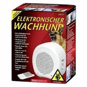 Pentatech Indexa  EW01 Elektronischer Wachhund mit Fernbedienung Alarmanlage