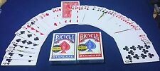 Invisible Deck (12) - Bicycle playing cards- Magic Card Trick - Wholesale Bulk