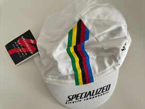Specialiazed world champion cycling cap, NWT
