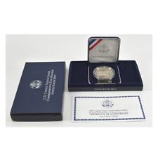 2001-P U.S. Capitol Visitor Center Commemorative Silver Dollar Proof
