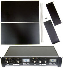 New Dual Rack Mount Kit for dbx 160, 161. 162, 165, 165A limiters. DY