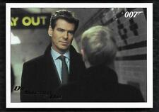 James Bond Archives Final Edition Die Another Day GOLD Card #37 Serial #31/250
