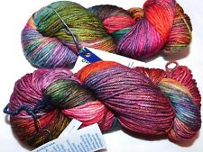 Multi-Colors DIANA LG Skein 210yd Malabrigo RIOS Soft SUPERWASH MERINO Wool YARN