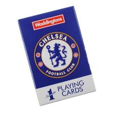 Chelsea FC Card Game - Waddingtons - Game Poker Playing Cards Football Cards