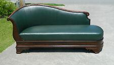 Rosewood Empire Lounge sofa Recamier circa 1830