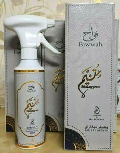 Fawwah Raumduft - Mutayyem 350 ml (30 Euro pro 1 L )
