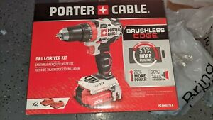 Porter Cable  Drill Driver  Brushless