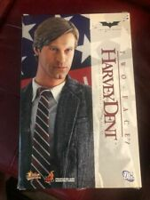 Hot Toys Harvey Dent Two Face Batman The Dark Knight MMS81 1/6 w/protective case