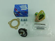 NISSAN FIGARO GENUINE TOP THERMOSTAT HOUSING AND THERMOSTAT KIT  (UK STOCK )