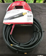 Husky 38 In X 50 Ft Heavy Duty Rubber Air Compressor Hose