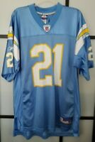 low priced f22d2 ae049 LADAINIAN TOMLINSON SD CHARGERS Mesh Jersey NFL #21 Lg ...