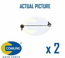 2 x NEW COMLINE FRONT DROP LINK ANTI ROLL BAR PAIR OE QUALITY CSL7020