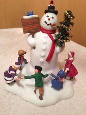 Dept 56 Snow VILLAGE SQUARE SNOWMAN Christmas Accessory 58638 Lemax