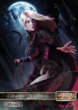 3x Vampire #9 Custom Altered Tokens Khans of Tarkir (for Sorin Solemn Visitor)