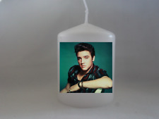 Unique Elvis Presley Candle Gift - Christmas Birthday Gift