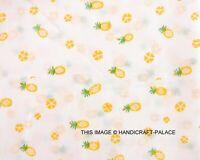 3 Yard Indian Cotton Hand Block Print Sanganeri Printed Fabric Craft Dressmaking