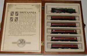 Minitrix (Model Power) N Set #1020 'Britannia'