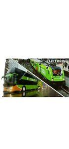 2 Flixbus Europa-Tickets gültig bis 12.07.2021