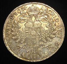 AUSTRIA / 1780 SF  Thaler Maria Theresa - Milan Mint !!