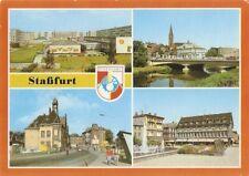 Postcard: Germany DDR - Staßfurt