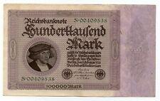 Duitsland / Germany - 100.000 Mark 1923