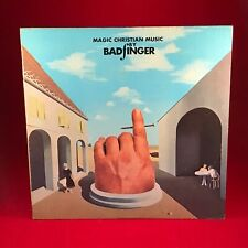 BADFINGER Magic Christian Music 1970 USA vinyl LP EXCELLENT CONDITION original