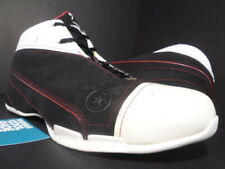 2006 CONVERSE DWAYNE WADE 1.3 MID BLACK WHITE RED MIAMI HEAT HOME 1Z287 NEW 13