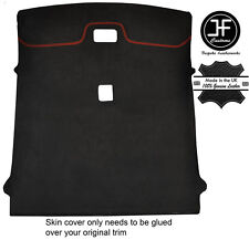 RED STITCH ROOF HEADLINING PU SUEDE COVER FITS SKYLINE R34 GTR GT-T 98-02