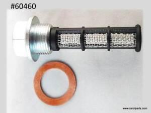 Oelablassschraube mit Filter Smart 451 + Dichtring #60461     #60460-S