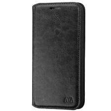 Schwarze Taschen mit Kartenfach für Samsung Galaxy S6