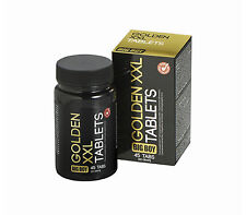 Big Boy Golden XXL 45 Tabs Enhancement and potency Stamina Penis Growth