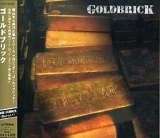 GOLDBRICK - Goldbrick HARD ROCK JAPAN VERY RARE OBI