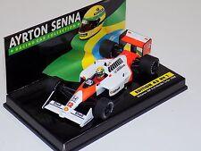 1/43 Minichamps F1 Formula 1  McLaren Honda 1988 MP 4/4 A.Senna Senna Collectio