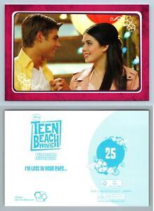 I'm Lost In Your Eyes #25 Disney Teen Beach Movie 2013 Panini Photocard