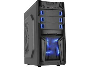 AMD RYZEN Gaming PC Desktop Computer 16GB RAM SSD + 1TB HDD Blu Ray HDMI WIFI