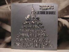 EDOARDO BENNATO - LA TORRE DI BABELE LP VG+/EX+ ORIZZONTE ORL 8553