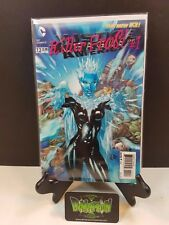 Justice League America #7.2 Lenticular Killer Frost Variant NM DC Comic Batman