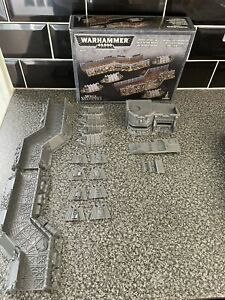 Wall of Martyrs Imperial Defence Line Warhammer And Bunker
