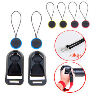 Quick Release Buckle Connector for Camera Hand Neck Shoulder Strap Lug Mount DN